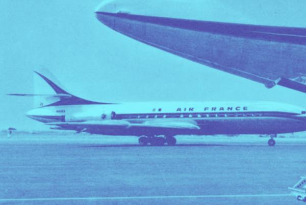 samolot francuski